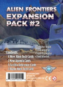 Alien Frontiers (Fourth Edition) : Expansion Pack #2